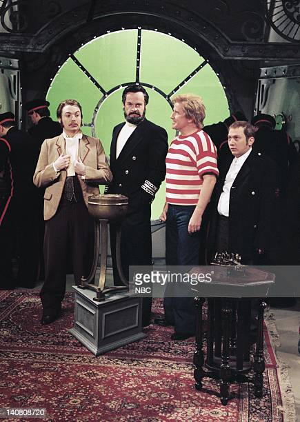 LIVE Episode 17 Air Date Pictured Mike Myers as Professor Pierre Arronax Kelsey Grammer as Captain Nemo Phil Hartman as Ned Land Rob Schneider as...