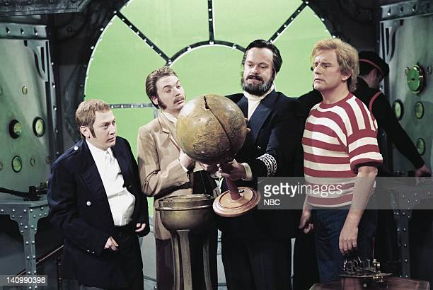 LIVE Episode 17 Air Date Pictured Rob Schneider as Consiel Mike Myers as Professor Pierre Arronax Kelsey Grammer as Captain Nemo Phil Hartman as Ned...