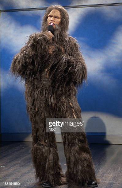 LIVE Episode 17 Air Date Pictured Dwayne Johnson as Bigfoot during All Aboard The Freedom Train Duets of Neil Diamond and Bigfoot skit on April 13...