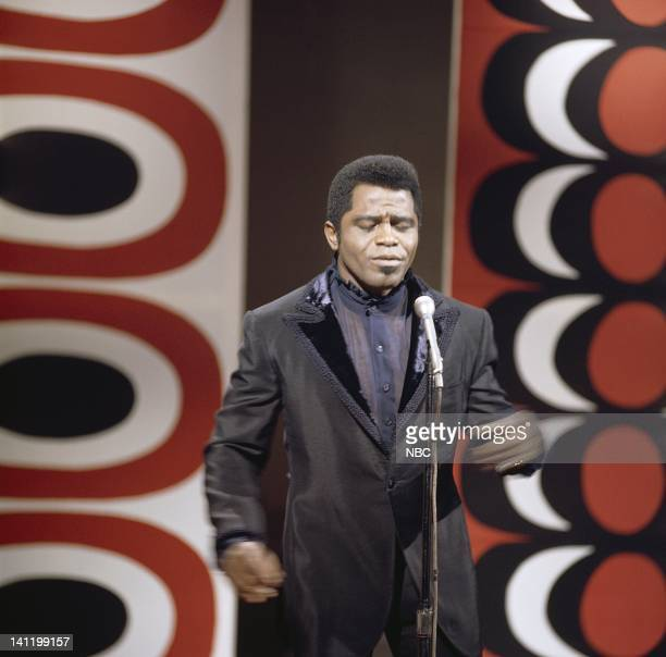 SHOW Episode 17 Aired Pictured James Brown Photo by Gary Null/NBCU Photo Bank