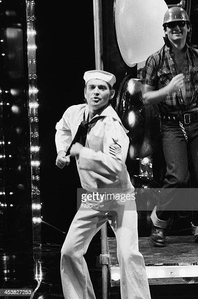 Brian DoyleMurray as village person during the 'Rock Concert' skit on April 14 1979 Photo by