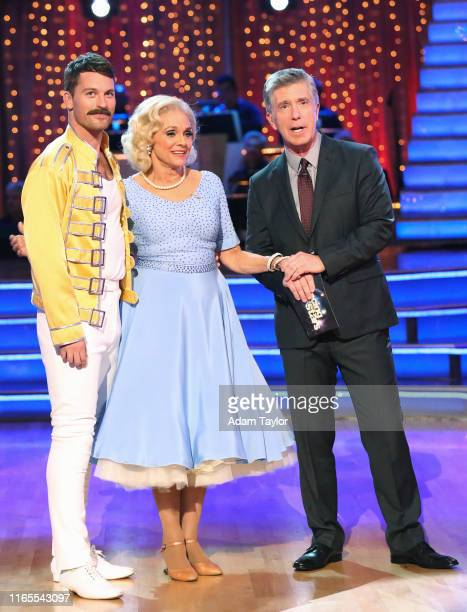 Episode 1703 It was Hollywood night on Dancing with the Stars as 11 remaining couples took to the ballroom floor MONDAY SEPTEMBER 30 on ABC Featuring...