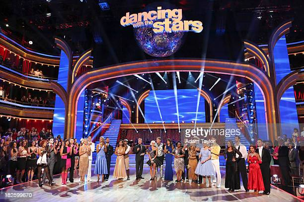 STARS Episode 1703 It was Hollywood night on Dancing with the Stars as 11 remaining couples took to the ballroom floor MONDAY SEPTEMBER 30 on Walt...