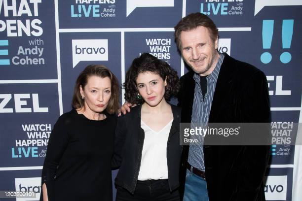 Lesley Manville Charlotte Alter Liam Neeson