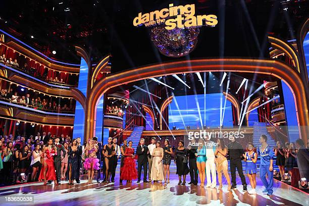 STARS Episode 1704 10 remaining couples took to the ballroom floor on Dancing with the Stars MONDAY OCTOBER 7 CHRISTINA MILIAN MARK BALLAS CHERYL...