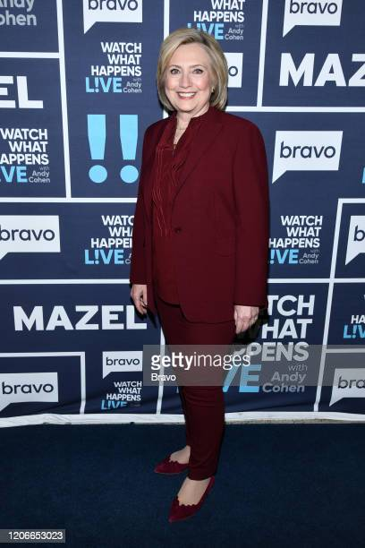 Episode 17043 -- Pictured: Hillary Clinton --