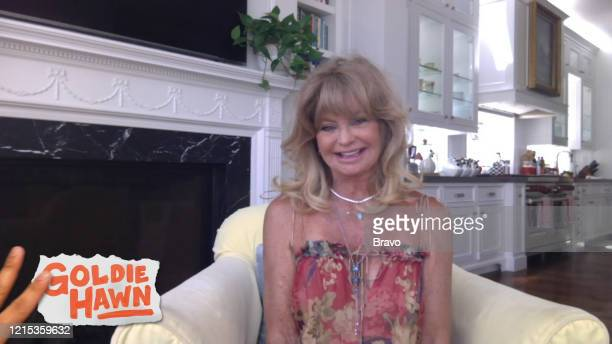 Episode 17093 -- Pictured in this screen grab: Goldie Hawn --