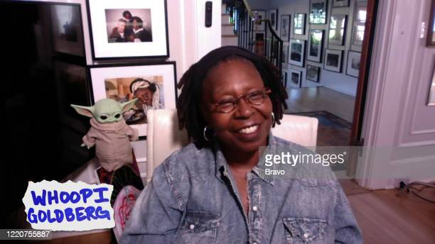 Episode 17099 -- Pictured in this screen grab: Whoopi Goldberg --