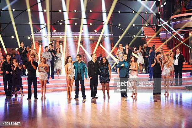 """Episode 1711A"""" - The entire celebrity cast returned for the two-hour Season Finale on """"Dancing with the Stars,"""" TUESDAY, NOVEMBER 26 , on Walt Disney..."""