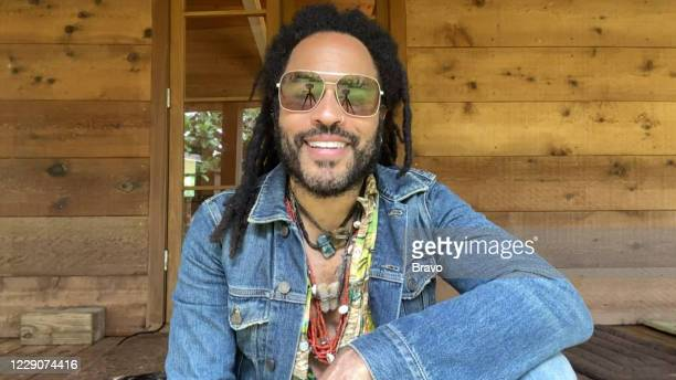 Episode 17164 -- Pictured in this screen grab: Lenny Kravitz --