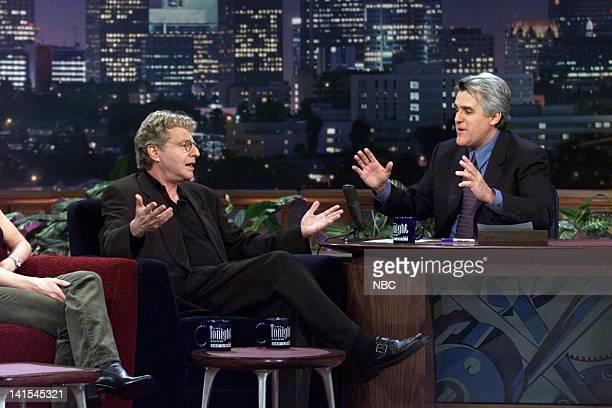 Television host Jerry Springer during an interview with host Jay Leno on November 12 1999 Photo by NBC/NBCU Photo Bank