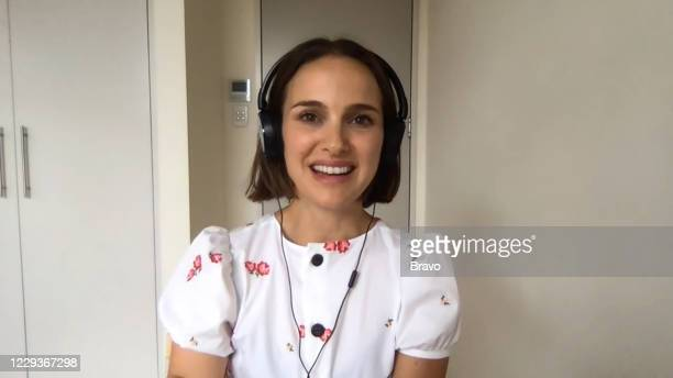 Episode 17176 -- Pictured in this screen grab: Natalie Portman --
