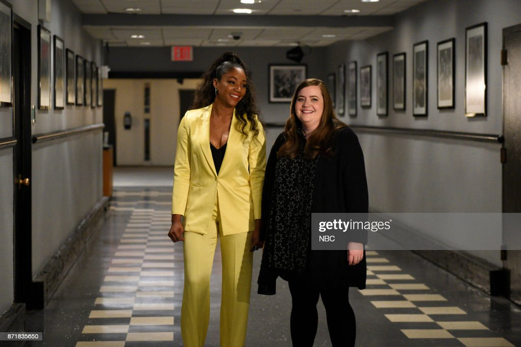 "NBC's ""Saturday Night Live"" - Tiffany Haddish, Taylor Swift"