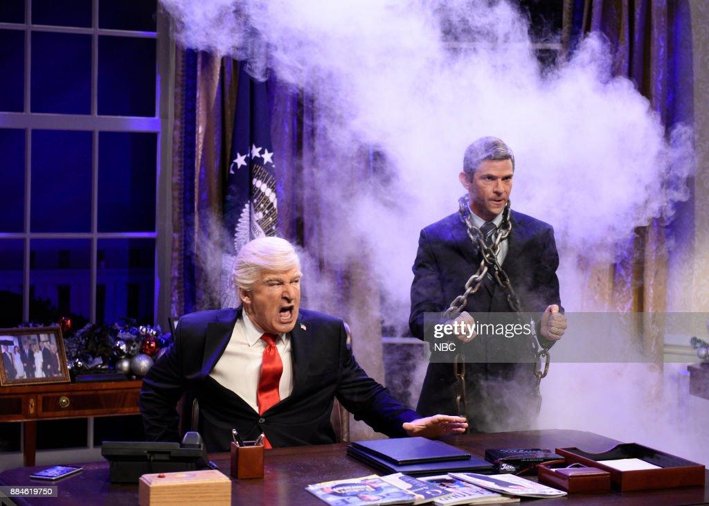 Saturday Night Live - Season 43 : Fotografía de noticias