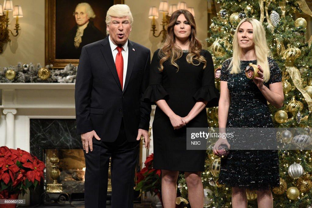 Saturday Night Live - Season 43 : News Photo