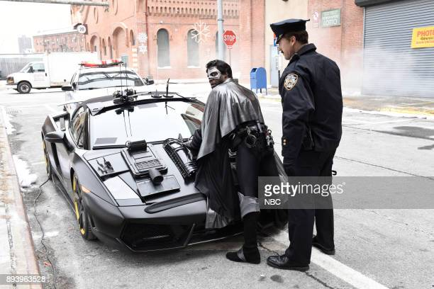 Kevin Hart as Captain Shadow Alex Moffat during 'Captain Shadow' on Saturday December 16 2017