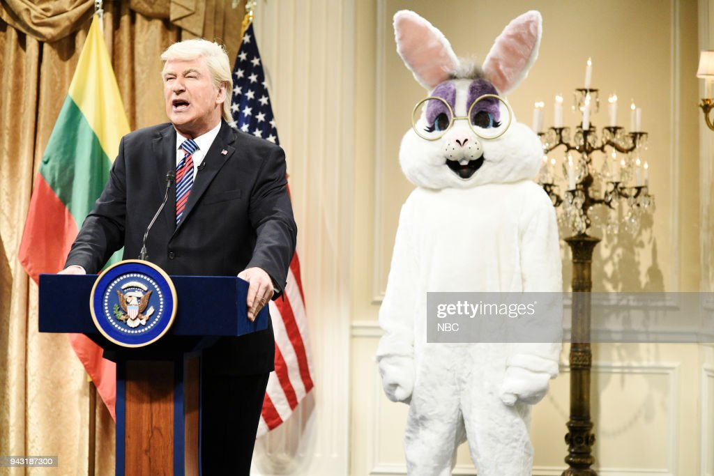 Saturday Night Live - Season 43 : News Photo