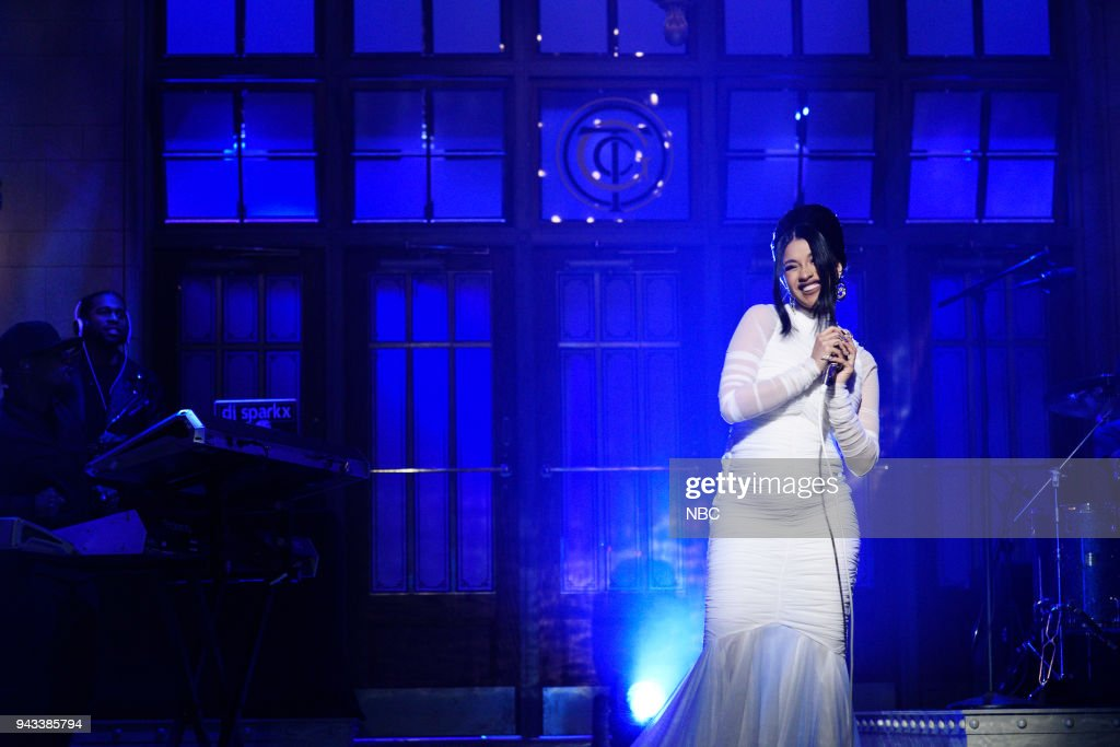 "NBC's ""Saturday Night Live"" - Chadwick Boseman, Cardi B"