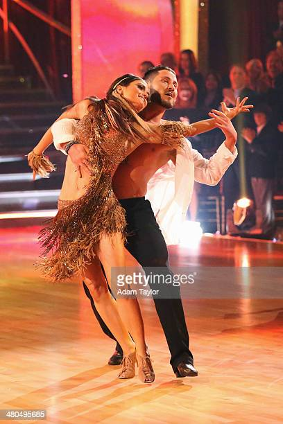 STARS Episode 1802 The competition heated up on Dancing with the Stars as the celebrities took on a new style of dance MONDAY MARCH 24 Each couple...