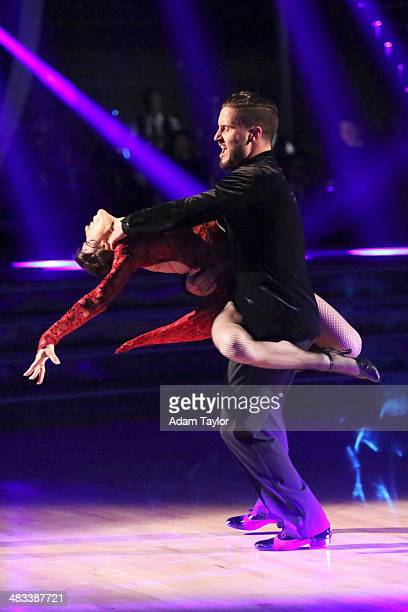 STARS Episode 1804 For the first time ever celebrities switched professional dance partners on Dancing with the Stars MONDAY APRIL 7 on the Walt...