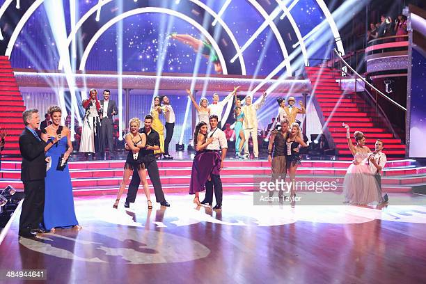 STARS Episode 1805 Dancing with the Stars got into the Disney spirit with all new celebrity performances MONDAY APRIL 14 on the Walt Disney...