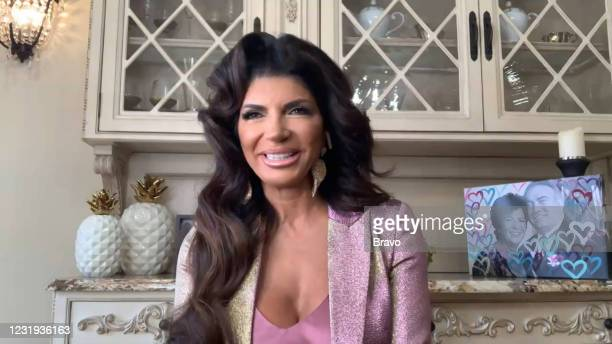 Episode 18058 -- Pictured in this screen grab: Teresa Giudice --