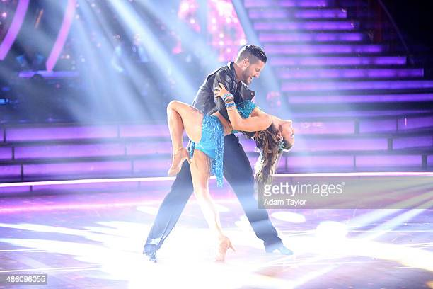 STARS Episode 1806 It's an all out celebration on Dancing with the Stars as the celebrities got the party started MONDAY APRIL 21 on the Walt Disney...