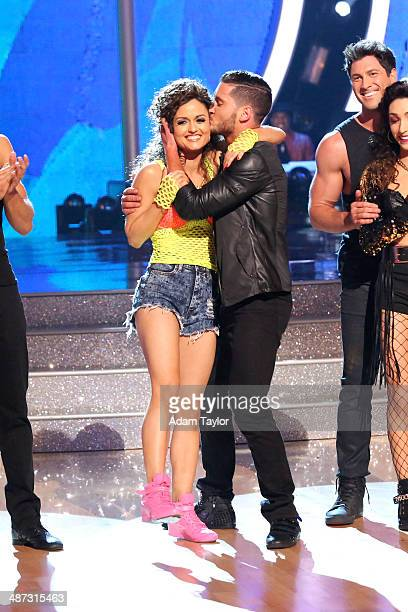 STARS Episode 1807 Grammy winner Ricky Martin joined Dancing with the Stars for Latin Night MONDAY APRIL 28 on the Walt Disney Television via Getty...