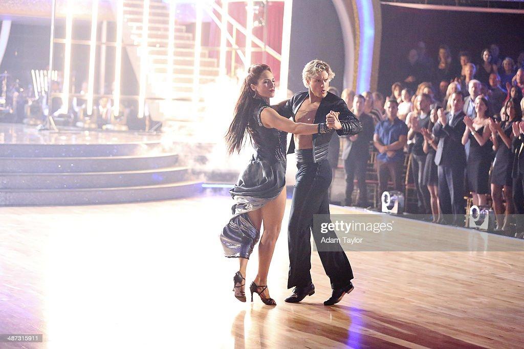 "ABC's ""Dancing With the Stars"" - Season 18 - Week Seven : News Photo"