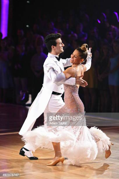 STARS 'Episode 1810' On MONDAY MAY 19 the four remaining couples competed in two rounds of dance In the first round each couple took on the 'Judges...