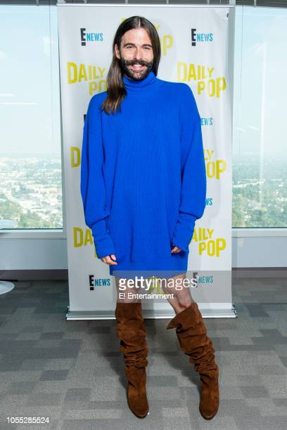 Queer Eye's Jonathan Van Ness during poses for a photograph
