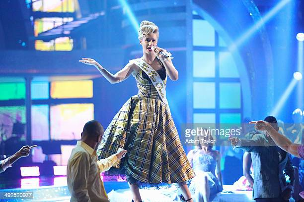 """Episode 1810A"""" - Iggy Azalea featuring Charli XCX performed their hit """"Fancy,"""" on the Season Finale, TUESDAY, MAY 20 on the Walt Disney Television..."""