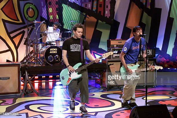 Tom Delonge 2000 Stock Photos And Pictures