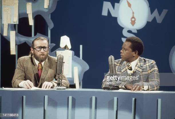 SHOW Episode 19 Air Date Pictured Comedian George Carlin Flip Wilson Photo by NBCU Photo Bank