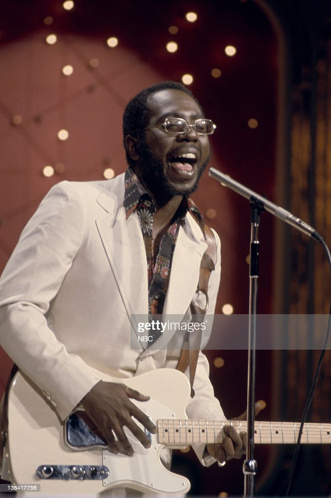 SPECIAL -- Episode 19 -- Aired 6/8/73 -- Pictured: Curtis Mayfield