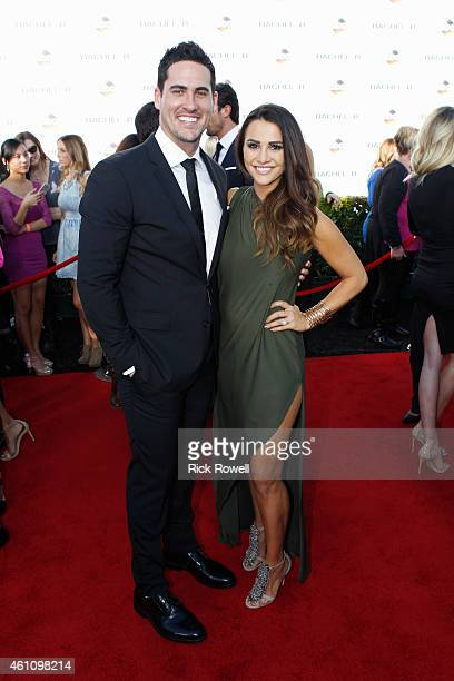THE BACHELOR Episode 1901 Chris Harrison hosted the firsttime live premiere event with a studio audience and past fan favorites from The Bachelor and...