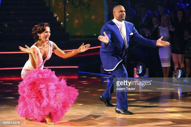 """Episode 1901"""" -- """"Dancing with the Stars"""" is back with an all-new celebrity cast and fresh show format. The competition begins with the two-hour..."""