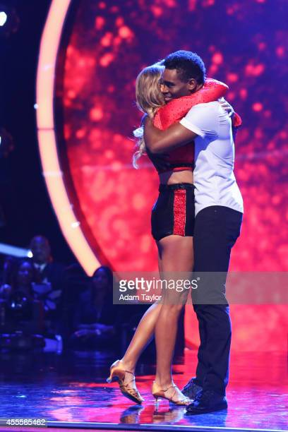 RESULTS 'Episode 1901A' 'Dancing with the Stars The Results' twonight premiere continued on TUESDAY SEPTEMBER 16 where Lolo Jones and Keo Motsepe...