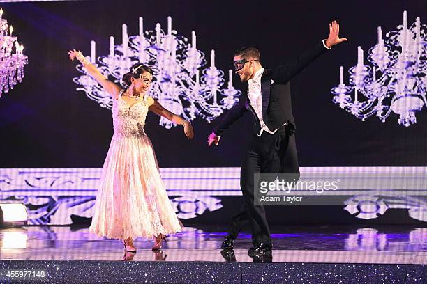 """Episode 1902"""" - It was #myjammonday this week on """"Dancing with the Stars."""" The 12 remaining celebrities danced to their favorite songs on MONDAY,..."""