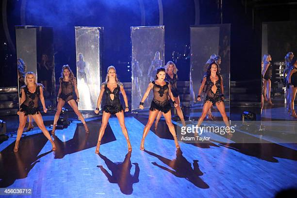 RESULTS 'Episode 1902A' 'Dancing with the Stars The Results' twonight event continued on TUESDAY SEPTEMBER 23 where one couple was eliminated by...