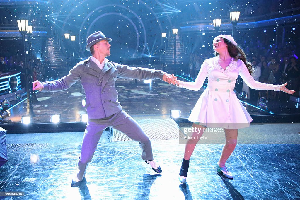 "ABC's ""Dancing With the Stars"" - Season 19 - Week Three : News Photo"