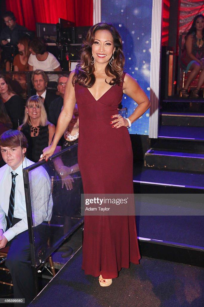 "ABC's ""Dancing With the Stars"" - Season 19 - Week Three : News Photo"