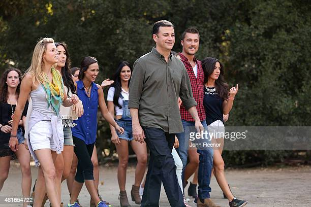 THE BACHELOR Episode 1903 Jimmy and Chris take 12 stunning bachelorettes to compete in a farmthemed relay race to see if they can handle being a...