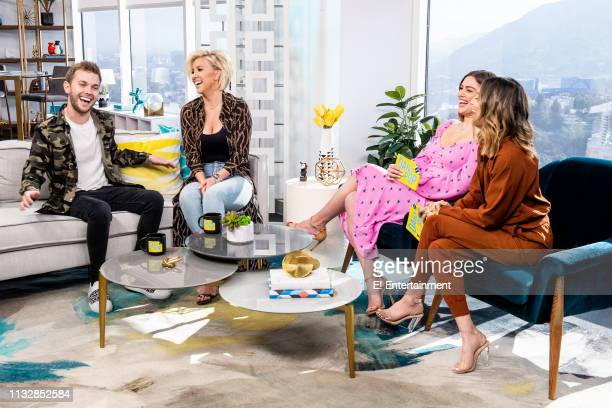 'Growing Up Chrisley''s Chase Chrisley and Savannah Chrisley stop by the studio to chat with Daily Pop CoHost Carissa Culiner and Guest CoHost Erin...