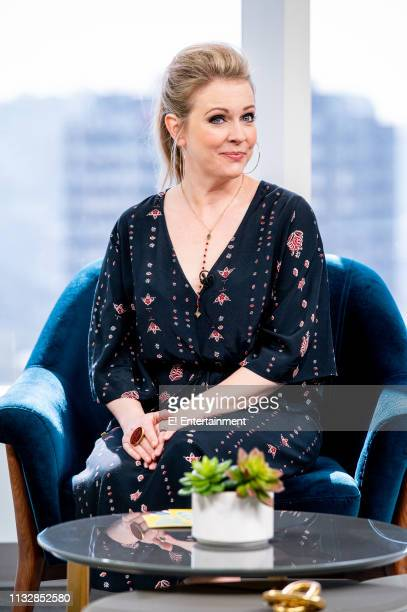 Melissa Joan Hart stops by the studio to talk about Netflix's 'No Good Nick'