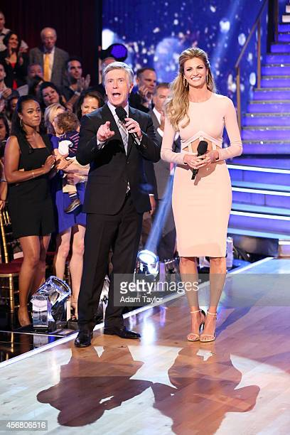 """Episode 1904"""" - The 10 remaining celebrities danced to songs commemorating their most memorable year on MONDAY, OCTOBER 6 , on the Walt Disney..."""