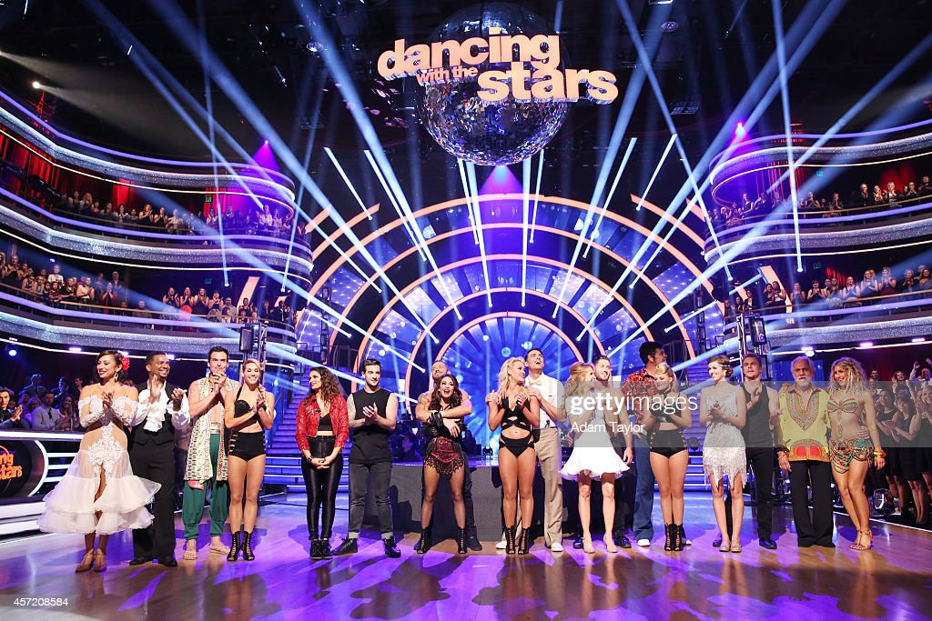 "ABC's ""Dancing With the Stars"" - Season 19 - Week Five"