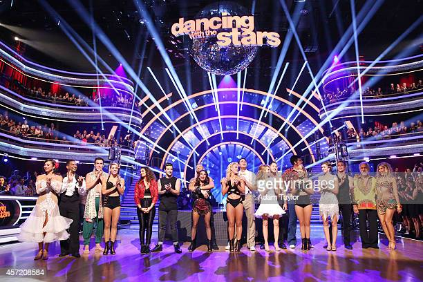 STARS Episode 1905 America's votes are in and the nine remaining celebrities switched professional dance partners on MONDAY OCTOBER 13 on Dancing...