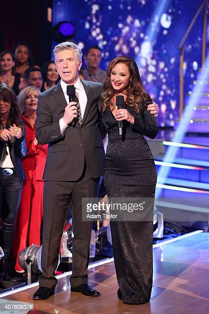 "Episode 1906"" - International superstar Pitbull returned to the ballroom and for the first time joined Julianne Hough, Carrie Ann Inaba and Bruno..."