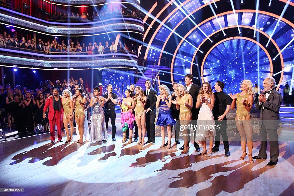 "ABC's ""Dancing With the Stars"" - Season 19 - Week Six"